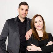 Lydia und Meik Öttlinger